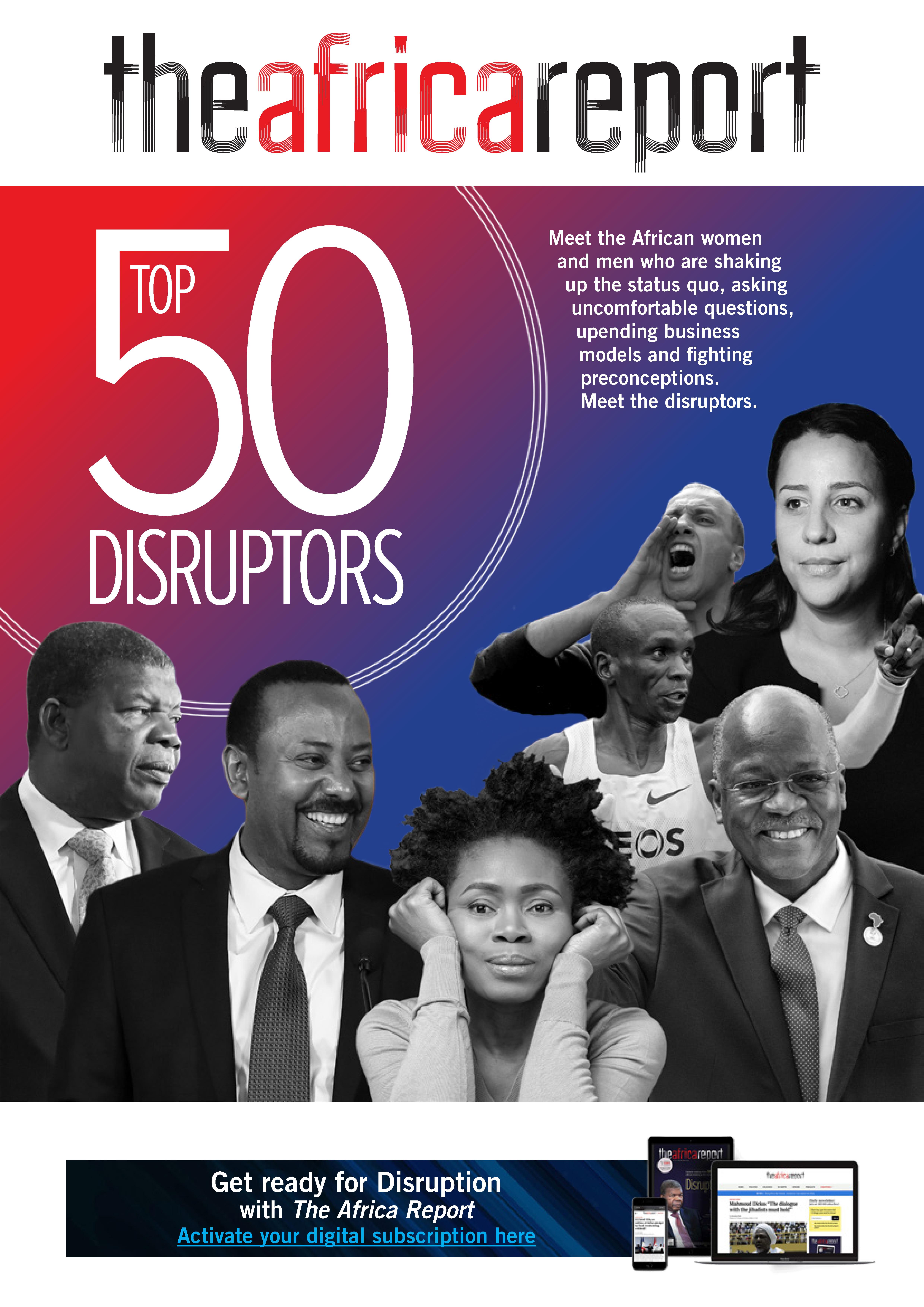Top 50 Disruptors - Seite 1