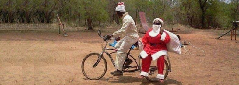 Frohe Weihnachten Wikipedia.Wie In Afrika Weihnachten Gefeiert Wird Ihk Subsahara
