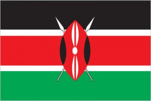 kenia_flagge