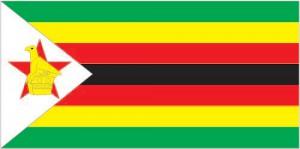 simbabwe_flagge