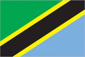 tansania_flagge
