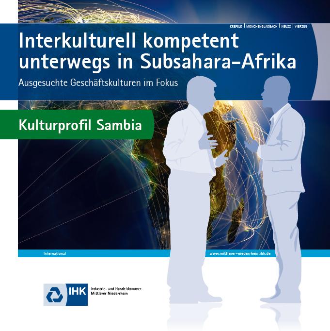 Sambia Zambia Lusaka Kultur Culture Interkulturelle Kompetenz Afrika Africa Subsahara Sub-Saharan