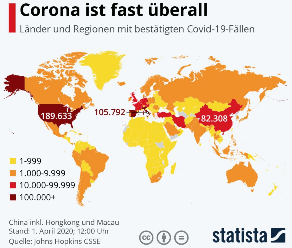 Corona Afrika Aktuell